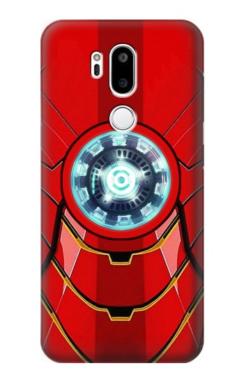 Printed Ironman Armor Arc Reactor Graphic Printed LG G7 ThinQ Case