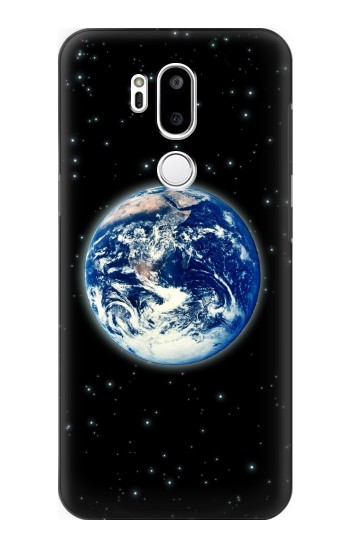 Printed Earth Planet Space Star nebula LG G7 ThinQ Case