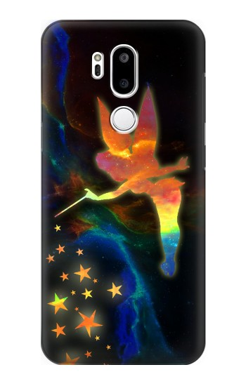 Printed Tinkerbell Magic Sparkle LG G7 ThinQ Case