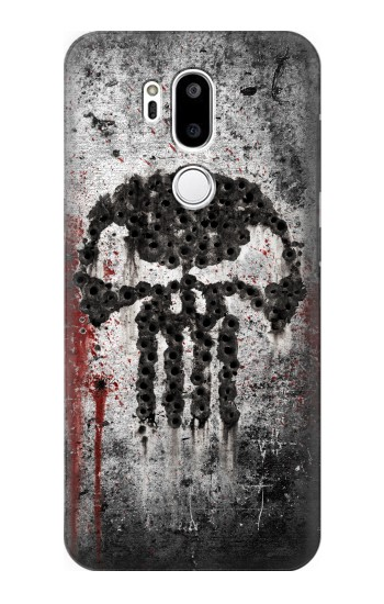 Printed Punisher LG G7 ThinQ Case