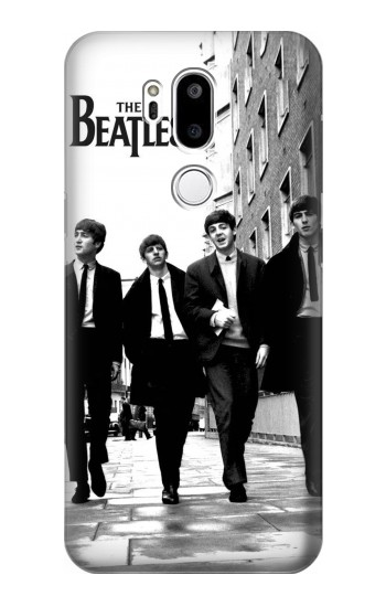 Printed The Beatles in London LG G7 ThinQ Case