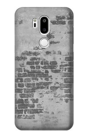Printed Old Brick Wall LG G7 ThinQ Case