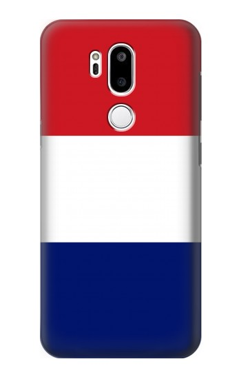 Printed Flag of France and the Netherlands LG G7 ThinQ Case