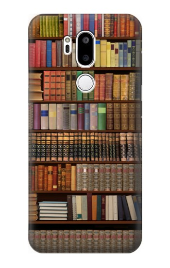 Printed Bookshelf LG G7 ThinQ Case