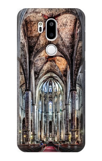 Printed Santa Maria Del Mar Cathedral LG G7 ThinQ Case