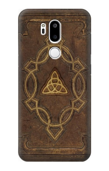 Printed Spell Book Cover LG G7 ThinQ Case