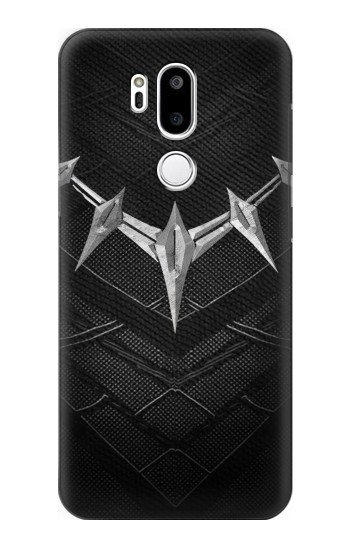 Printed Black Panther Inspired Costume Necklace LG G7 ThinQ Case