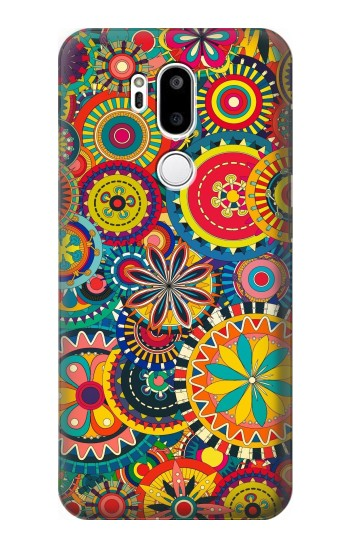 Printed Colorful Pattern LG G7 ThinQ Case