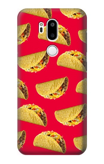 Printed Mexican Taco Tacos LG G7 ThinQ Case