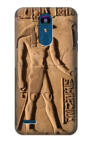 Printed Egyptian Anubis LG K8 (2018) Case
