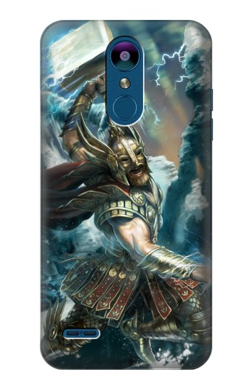 Printed Thor Viking God LG K8 (2018) Case