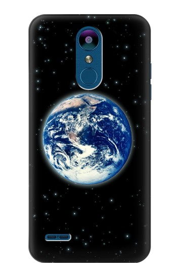 Printed Earth Planet Space Star nebula LG K8 (2018) Case