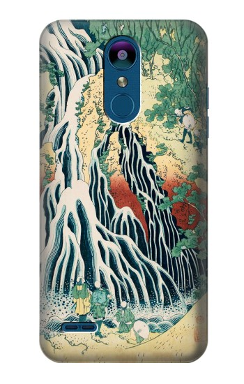 Printed Kirifuri Waterfall at Kurokami Mountain in Shimotsuke LG K8 (2018) Case