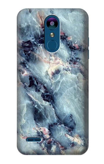 Printed Blue Marble Texture LG K8 (2018) Case