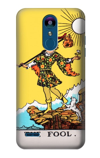 Printed Tarot Card The Fool LG K8 (2018) Case