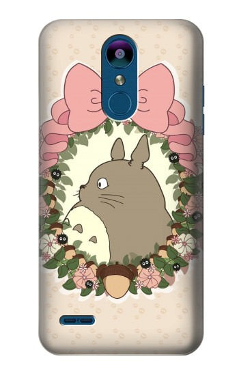 Printed My Neighbor Totoro Wreath LG K8 (2018) Case