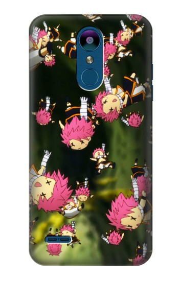 Printed Fairy Tail Little Natsu Fall LG K8 (2018) Case