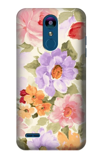 Printed Sweet Flower Painting LG K8 (2018) Case