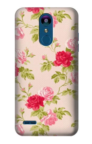 Printed Pretty Rose Cottage Flora LG K8 (2018) Case