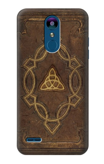 Printed Spell Book Cover LG K8 (2018) Case
