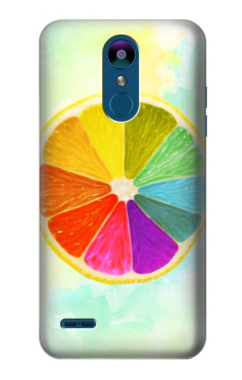 Printed Colorful Lemon LG K8 (2018) Case