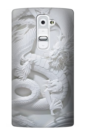 Printed Dragon Carving LG G2 Case