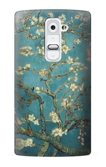 Printed Blossoming Almond Tree Van Gogh LG G2 Case