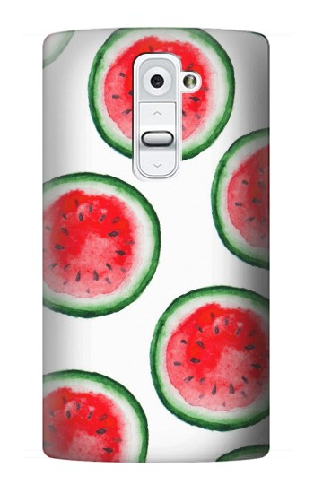 Printed Watermelon Pattern LG G2 Case