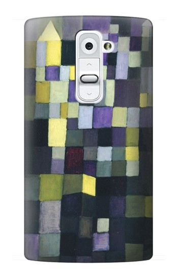 Printed Paul Klee Architecture LG G2 Case
