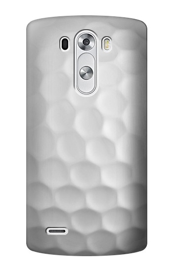 Printed Golf Ball LG G3 Case