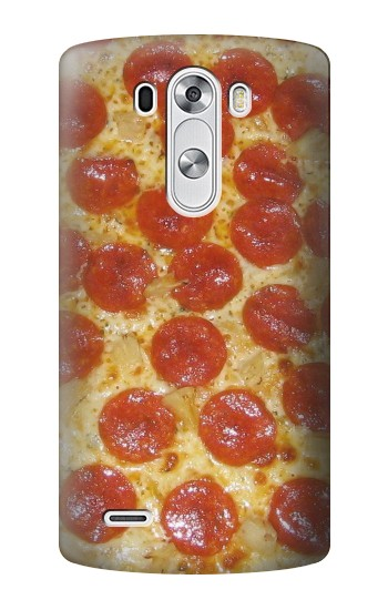 Printed Pizza LG G3 Case