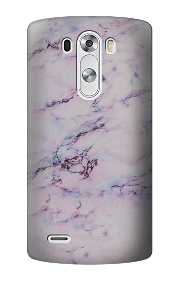 Printed Seamless Pink Marble LG G3 Case
