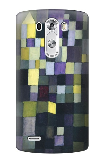 Printed Paul Klee Architecture LG G3 Case
