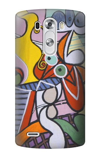 Printed Picasso Nude and Still Life LG G3 Case