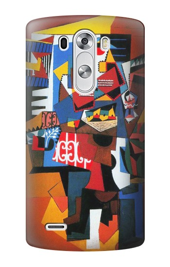 Printed Picasso The Bird Cage LG G3 Case