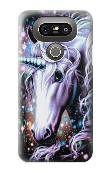 Printed Unicorn Horse LG G5 Case