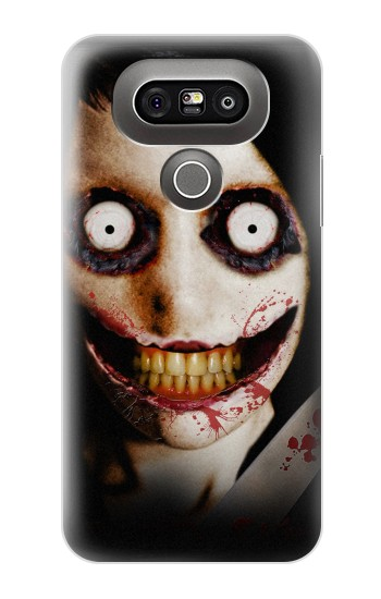 Printed Jeff the Killer LG G5 Case
