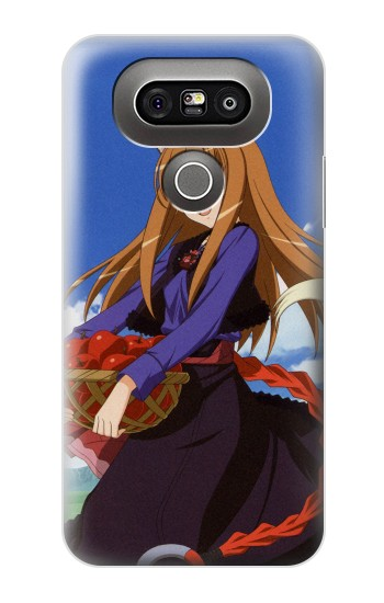 Printed Spice and Wolf Horo LG G5 Case