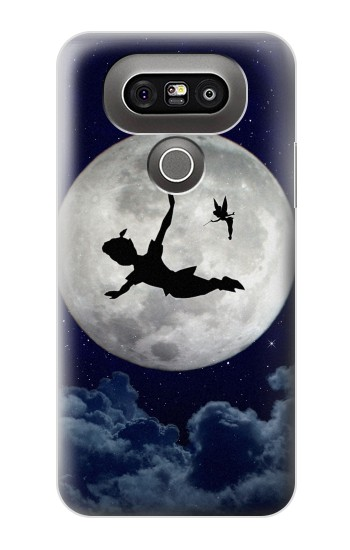Printed Peter Pan LG G5 Case