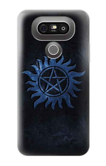 Printed Supernatural Anti Possession Symbol LG G5 Case