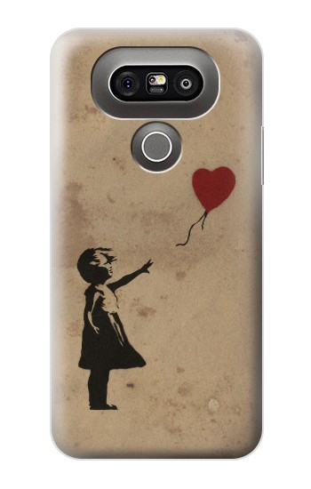 Printed Girl Heart Out of Reach LG G5 Case