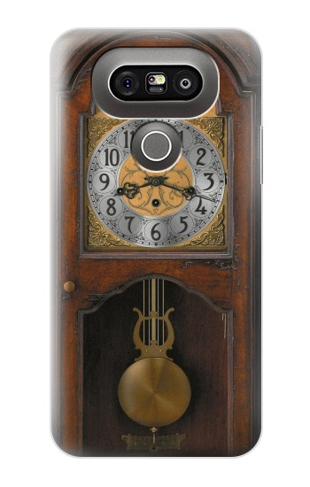 Printed Grandfather Clock Antique Wall Clock LG G5 Case