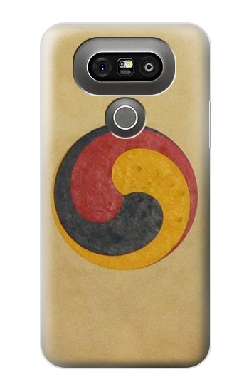 Printed Korean Traditional Drum LG G5 Case