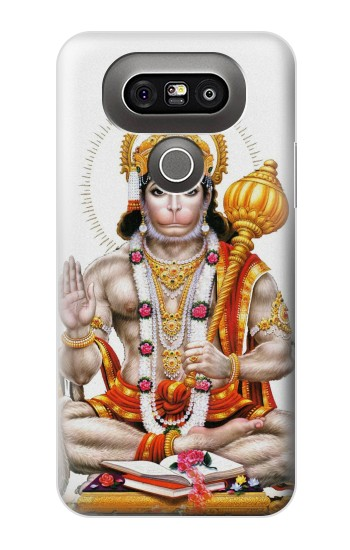 Printed Lord Hanuman Chalisa Hindi Hindu LG G5 Case