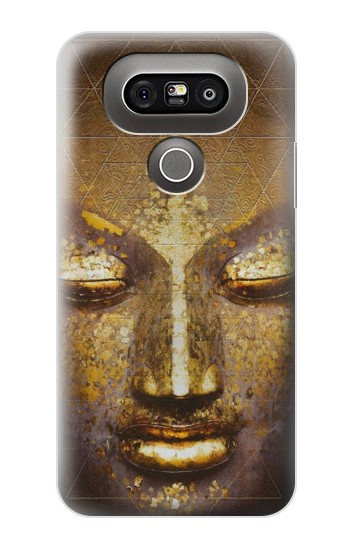 Printed Magical Yantra Buddha Face LG G5 Case