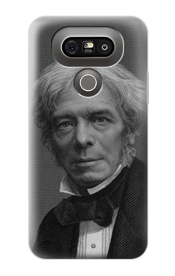 Printed Michael Faraday LG G5 Case