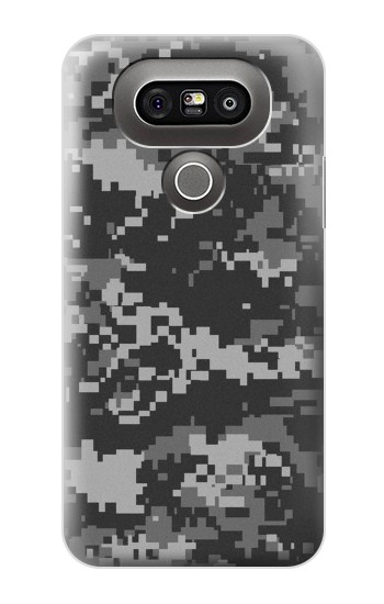 Printed Urban Black Camouflage LG G5 Case