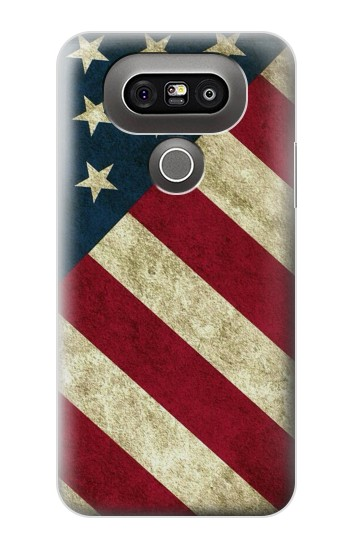 Printed US National Flag LG G5 Case