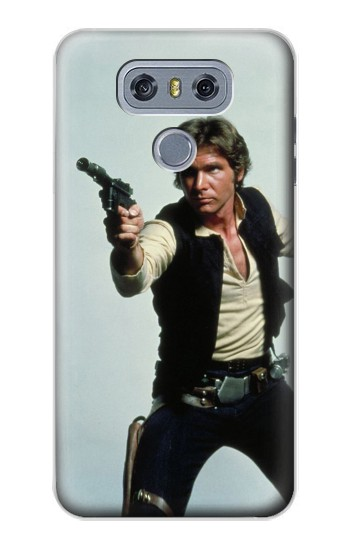 Printed Han Solo alcatel Hero 2 Case