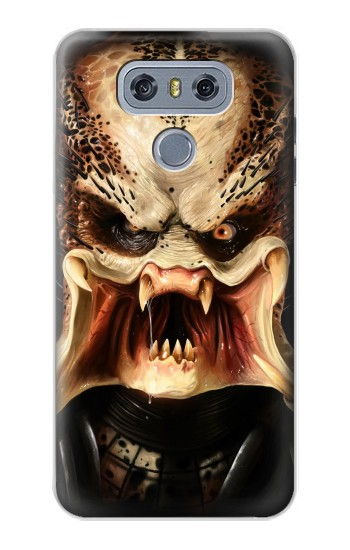 Printed Predator Face alcatel Hero 2 Case